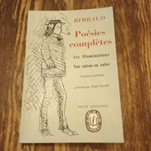Poésies complètes: Rimbaud