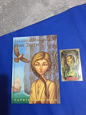 The Tenth City (US HB 1/1 Signed by the Author - As New Copy - Includes Alexa Promo card - Lovely...