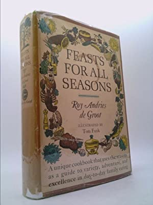 Feasts for all seasons: De Groot, Roy