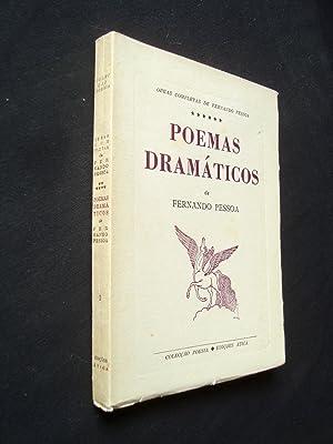 Poemas dramaticos - Obras completas de Fernando: PESSOA (Fernando) -