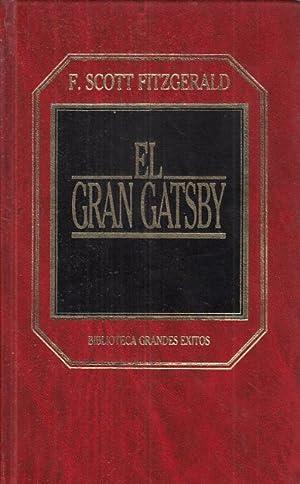 Imagen del vendedor de EL GRAN GATSBY a la venta por Librería Vobiscum