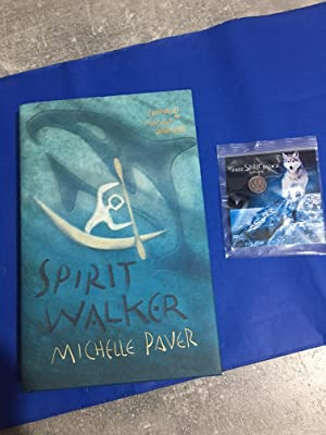 Spirit Walker (UK HB 1/1 Signed by the Author - Includes Spirit Walker Badge (very scarce) - As N...