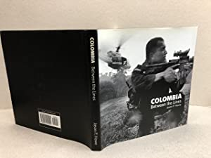 COLOMBIA : Between the Lines ( signed & numbered )