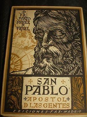 Imagen del vendedor de San Pablo, Apóstol de las gentes a la venta por Librería Antonio Azorín