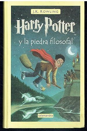 Imagen del vendedor de Harry Potter y la piedra filosofal. a la venta por Libreria da Vinci