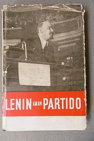 LENIN Y EL PARTIDO.: KRUPSKAYA, NADIEZHDA.