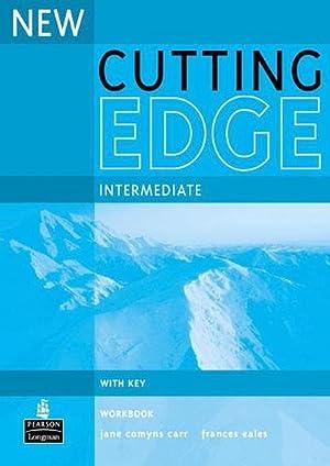 New Cutting Edge Intermediate Workbook With Key: Frances Eales