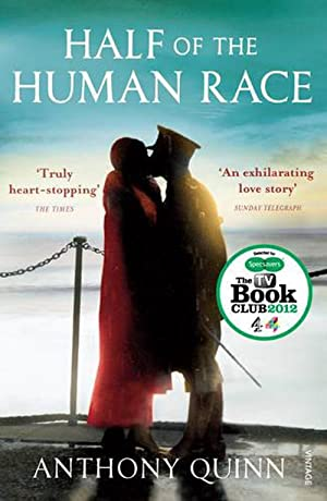 Half of the Human Race (Paperback): Anthony Quinn