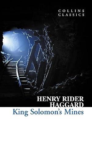 King Solomon's Mines (Paperback): Henry Rider Haggard