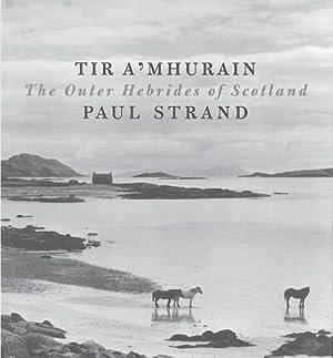 Tir A'mhurain (Hardcover): Paul Strand