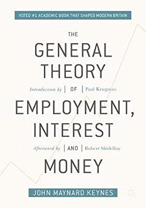 Seller image for General Theory of Employment, Interest, and Money (Paperback) for sale by Grand Eagle Retail