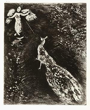 Chagall, Marc. - Les fables de La: Marc Chagall