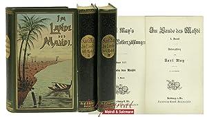 Im Lande des Mahdi. Reiseerlebnisse. 3 Bände.: May, Karl.