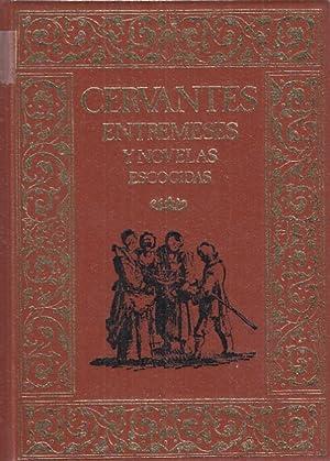 ENTREMESES Y NOVELAS ESCOGIDAS: CERVANTES