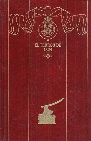 EPISODIOS NACIONALES Nº17. EL TERROR DE 1824: PÉREZ GALDÓS, BENITO