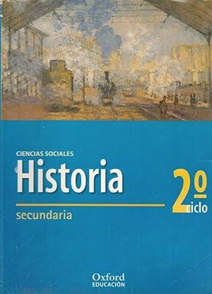 CIENCIAS SOCIALES. HISTORIA 2º CICLO: Oxford University Press