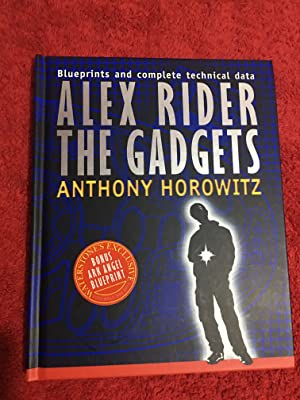 Alex Rider: The Gadgets (UK HB 1/1 Signed by the Author - As New condition with Full Numberline -...