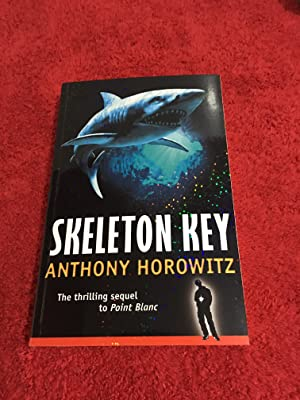 Skeleton Key (UK PBO 1/1 Signed by the Author - A Superb Fine Copy - If you went to Waterstones t...
