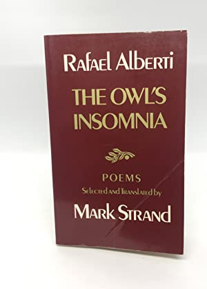 The Owl's Insomnia (English and Spanish Edition) (Signed First Edition)