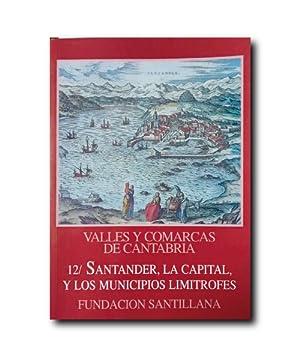 VALLES Y COMARCAS DE CANTABRIA .12/ Santander,