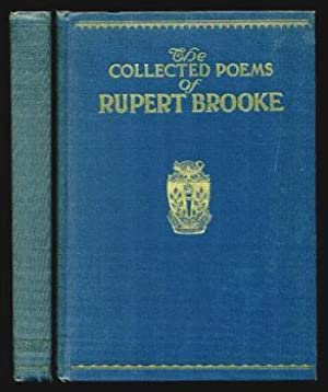 Seller image for THE COLLECTED POEMS OF RUPERT BROOKE for sale by W. Fraser Sandercombe