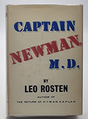 Captain Newman, M.D.: Rosten, Leo.