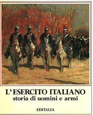 L'esercito italiano storia di uomini e armi: Arrigo Pecchioli