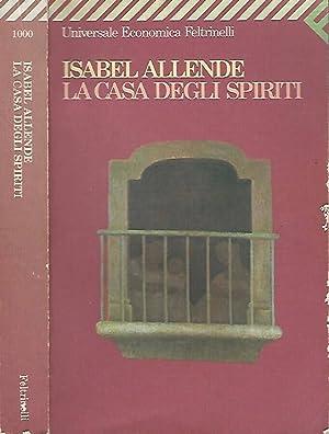 Immagine del venditore per La casa degli spiriti venduto da Biblioteca di Babele