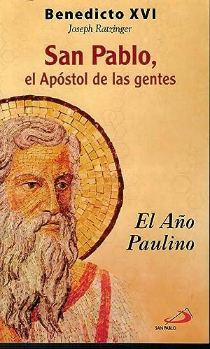 Imagen del vendedor de San Pablo, el Apóstol de las gentes a la venta por Librería Santa Bárbara
