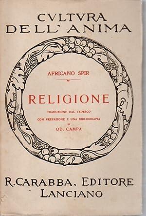 Religione: Spir Africano