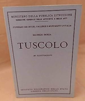 TUSCOLO (1958): Borda, Maurizio