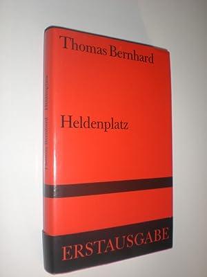 Bild des Verkäufers für Heldenplatz. zum Verkauf von Antiquariat Stefan Küpper