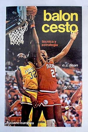 Imagen del vendedor de El baloncesto a la venta por Alcaná Libros