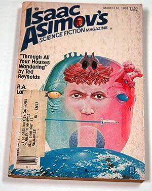 Isaac Asimov's Science Fiction Magazine March 16,: Isaac Asimov; Baird