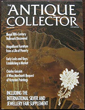 The Antique Collector. Volume 56. Number 2. February 1985