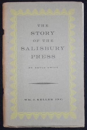 The Salisbury Press: The Story of Buffalo's First Printer