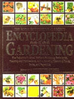 The RHS Encyclopedia of Gardening ~ The: Brickell Christopher