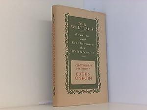 Eugen Onegin. Roman in Versen.: Puschkin, Alexander: