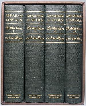 Abraham Lincoln: The War Years: SANDBURG, Carl