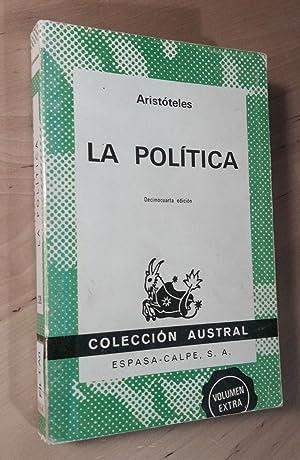 La política: Aristóteles