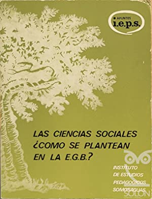 Las Ciencias Sociales ¿Cómo se plantean en: Carmen Fernández Ochoa