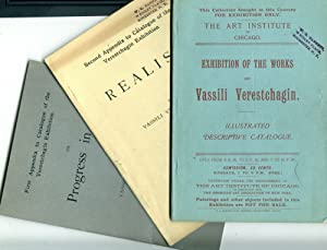 Exhibition of the Works of Vassili Verestchagin + 2 Appendixes