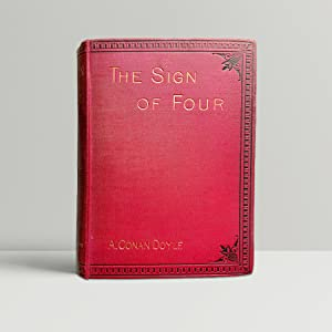 The Sign of Four - true first issue