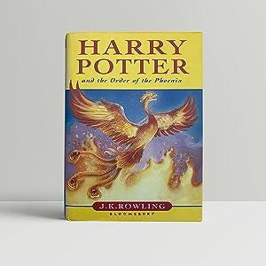 Bild des Verkäufers für Harry Potter and the Order of the Phoenix - SIGNED by Warwick Davis - Dr Flitwick zum Verkauf von John Atkinson Books ABA ILAB PBFA