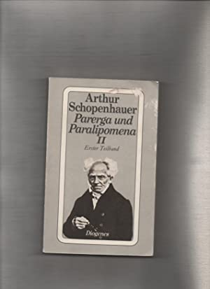 Schopenhauer, Arthur: Zürcher Ausgabe; Teil: Bd. 9.,: Schopenhauer, Arthur: