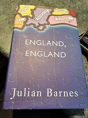 England, England: Julian Barnes