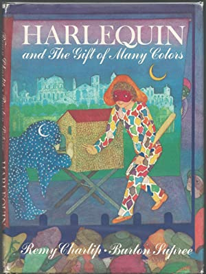 Harlequin and the Gift of Many Colors