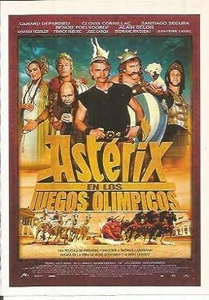 Miniposter 0438: Asterix en los Juegos Olimpicos: Varios