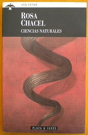 Ciencias naturales: Chacel Rosa