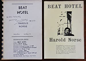 Beat Hotel (Inscribed Proof Copy)
